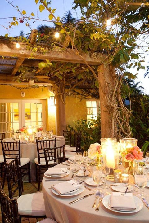 Florida Weddings Hotel Escalante Naples Fl