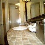 Image: 2 bedroom villa suite bathroom, photo #4 at Hotel Escalante, Naples, FL