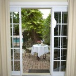 Image: Lanai patio #1, Hotel Escalante, Naples FL