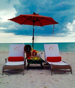 Image: Beaches at hotel Escalante. The ultimate Naples Florida getaway packages!