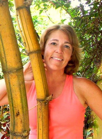 Image: Remembrance Staber, Hotel Escalante's certified wellness instructor